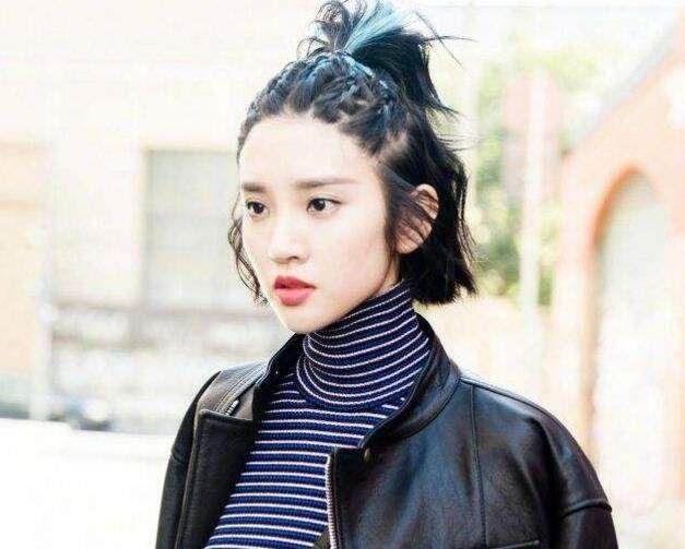 """扎脏辫的6位女星,关晓彤""""叛逆"""",唐艺昕炫酷,而她让人惊艳!"""