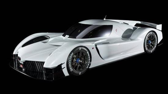 丰田新跑车GR Super Sport 搭载赛车发动机
