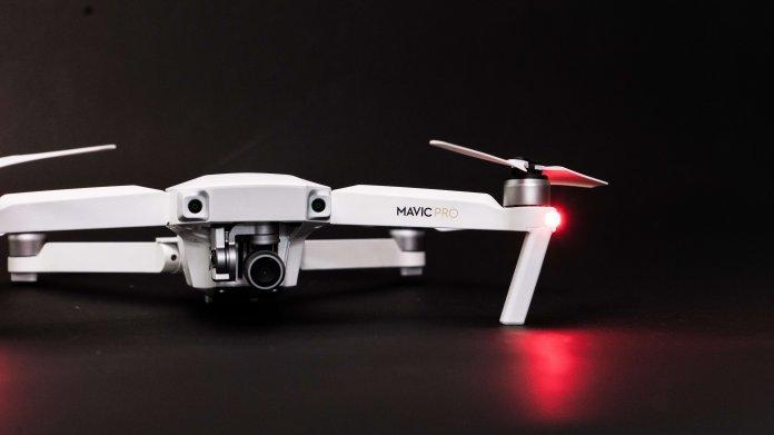 大疆新品即将发布,带一英寸航拍相机的 Mavic Pro 要来了?