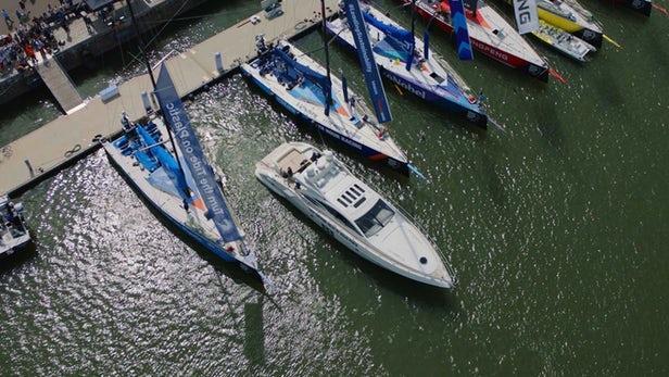 沃尔沃展示游艇自行停靠技术 预计2020正式推出