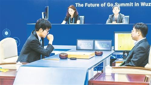 人机大战未休 人工智能带给围棋界什么变化?