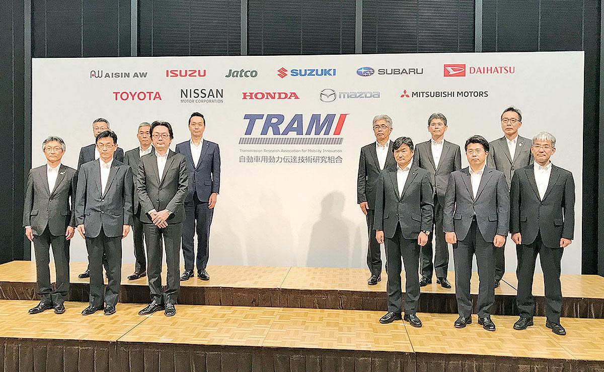 爱信/加特可联合日本9大车企组建变速器联盟
