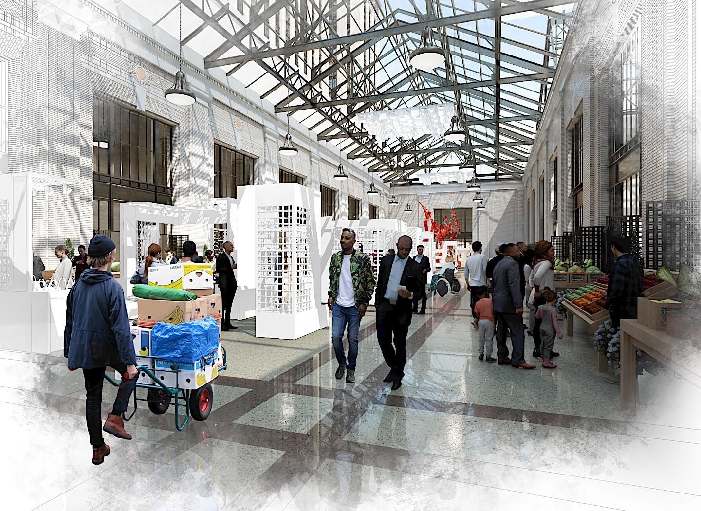福特计划将密歇根中央车站改造为创新中心 助力底特律复兴