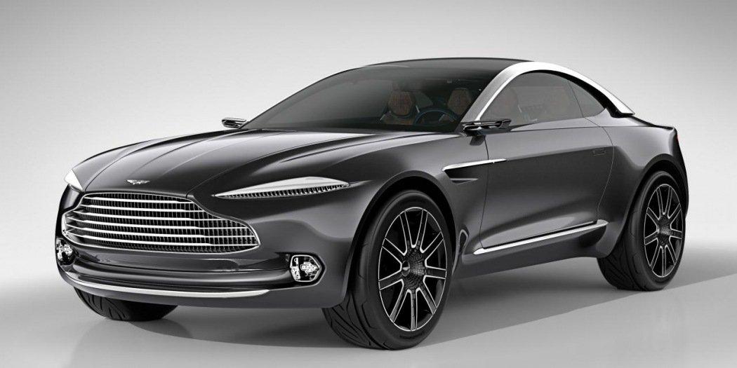 阿斯顿马丁CEO:DBX SUV成败将取决于中国市场