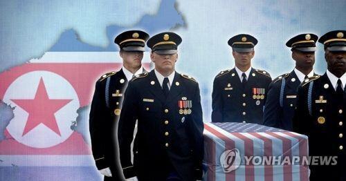 美媒:朝鲜将于近日归还多具朝战美军士兵遗骸