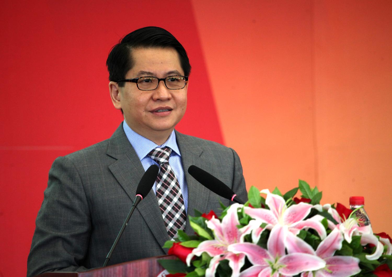 新加坡驻中国大使罗家良 谈小国生存之道