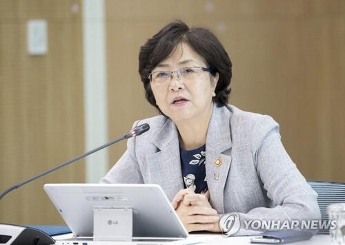 韩国环境部长官:中韩树立共同目标 携手合作共同治雾