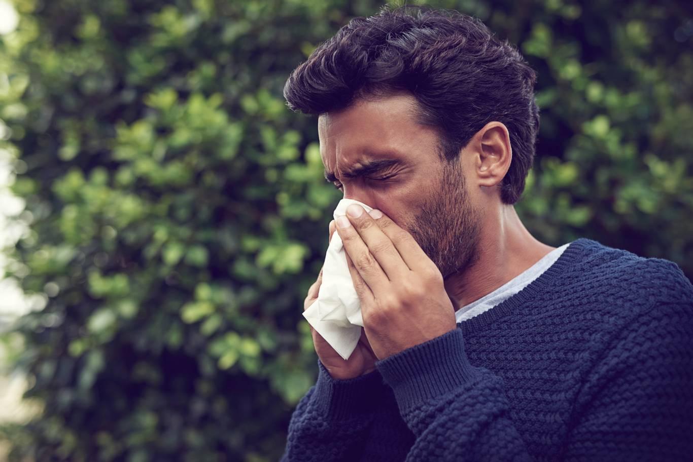 英国迎来花粉过敏高发季 几招可预防并缓解不适