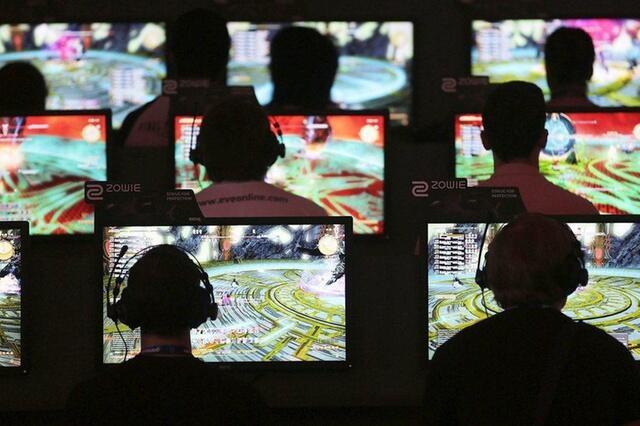 游戏成瘾被列为精神疾病 瑞士专家担心引发家庭矛盾