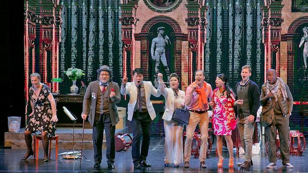 西洋歌剧遇上中国音乐 iSING!将在赫布斯特剧院举办音乐会