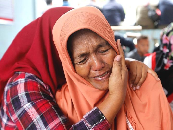 印尼沉船仍未找到 搜救持续失踪者或多至上百