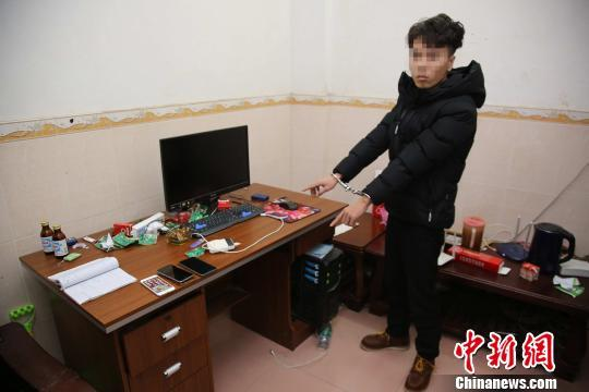 广东警方破一特大微信红包赌博案 涉案金额超亿元