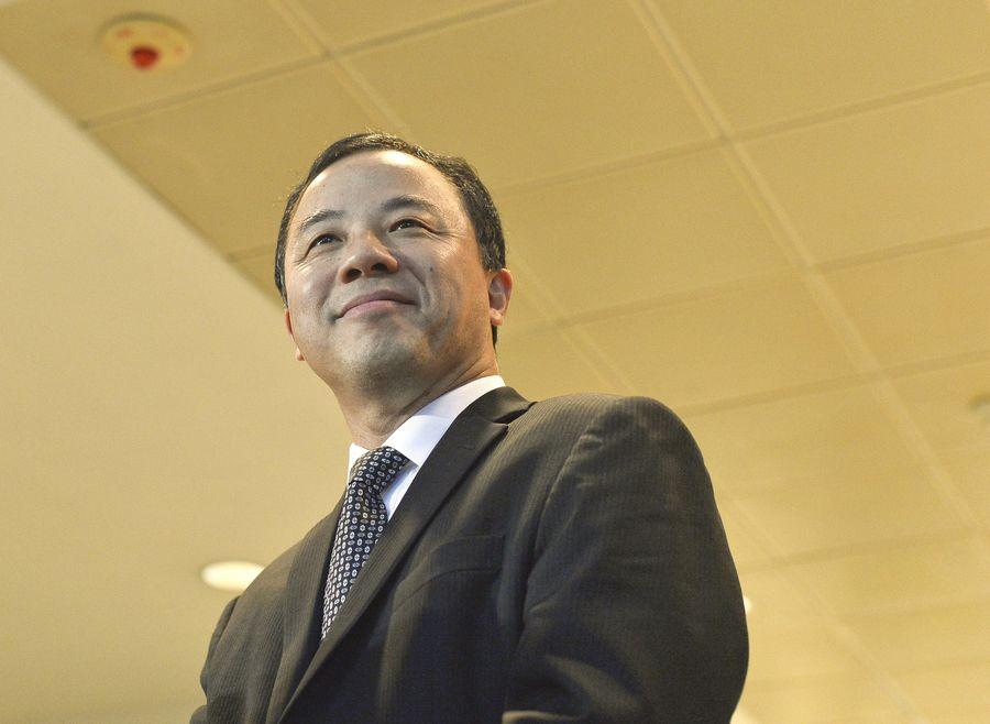 港大新校长将到任:生于南京,倡导加强与內地合作