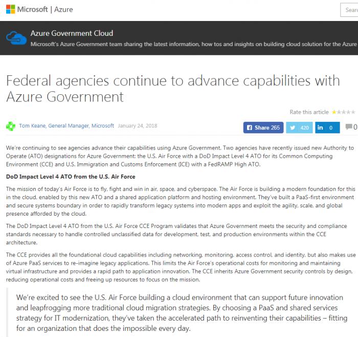 微软员工发公开信 抗议公司与移民监管机构合作