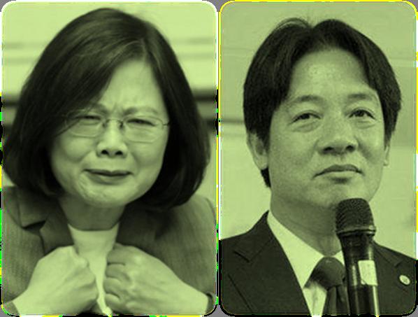 台湾绿营也绝望:蔡英文、赖清德恐都要下台