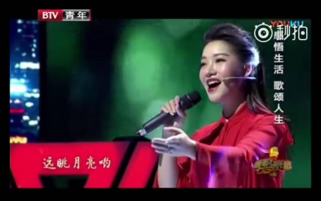 BTV北京卫视《新歌来啦》原创音乐栏目王榛《月