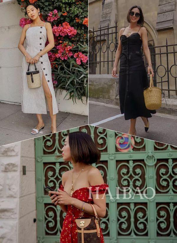 能度假能逛街能撑场面的小众包包,大概就是这三种吧!