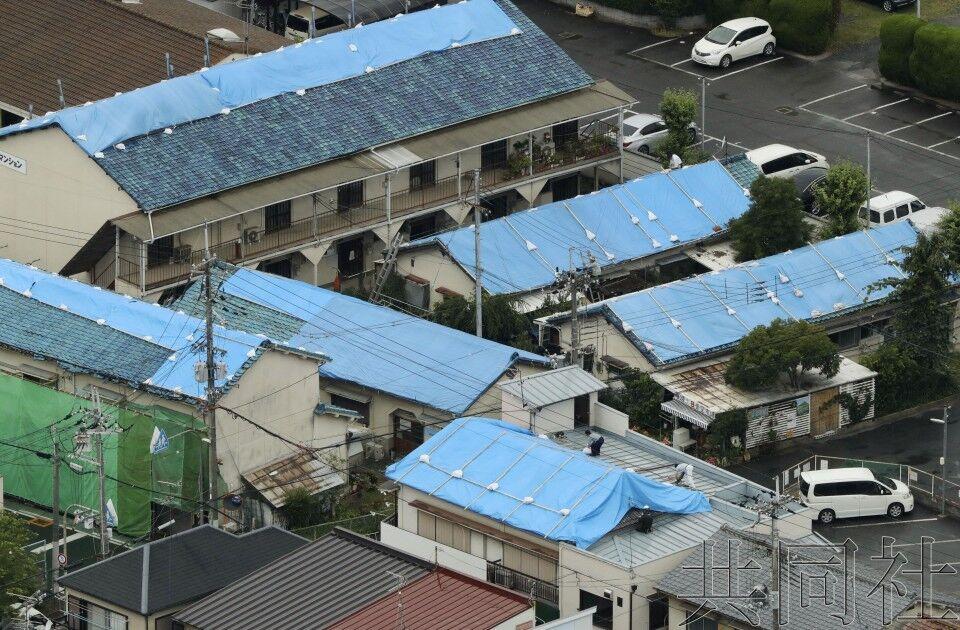 大阪地震已致5人死亡 日气象厅呼吁警惕滑坡