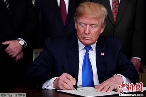 特朗普寻求第三种方法 解决非法移民家庭分离问题