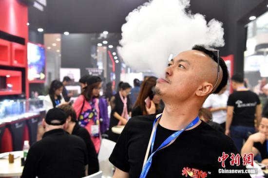 香港医学界促全面禁止电子烟 称影响青少年健康