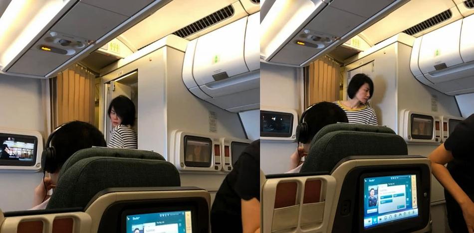 网友机场偶遇王菲赶赴香港 疑似录新节目