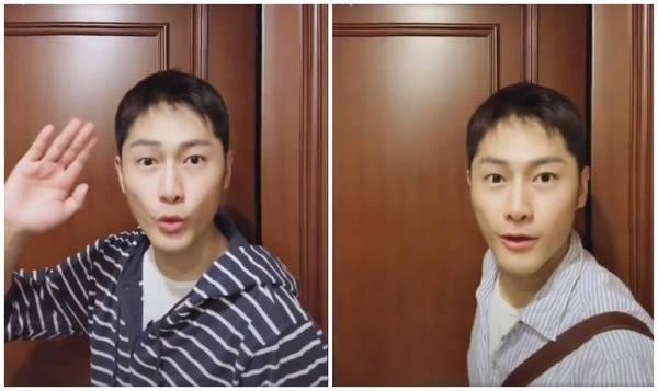 朱梓骁模样大变撞脸黄晓明 网友:你经历了什么?