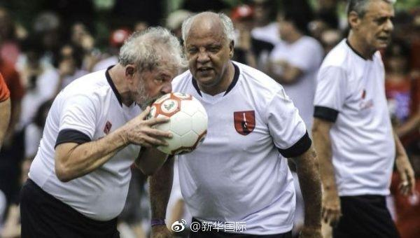 巴西前总统狱中评世界杯:顶尖球员只有C罗证明价值