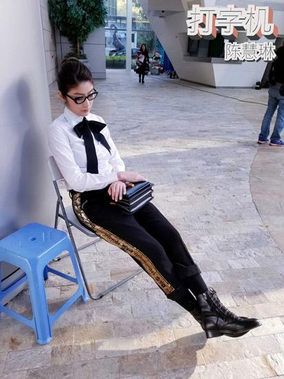 陈慧琳舞曲《打字机》发布 诠释职场女性日常