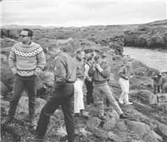 大批航天员曾在冰岛秘密练登月