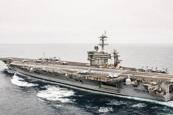 2018环太军演开幕在即 美军核航母摩拳擦掌