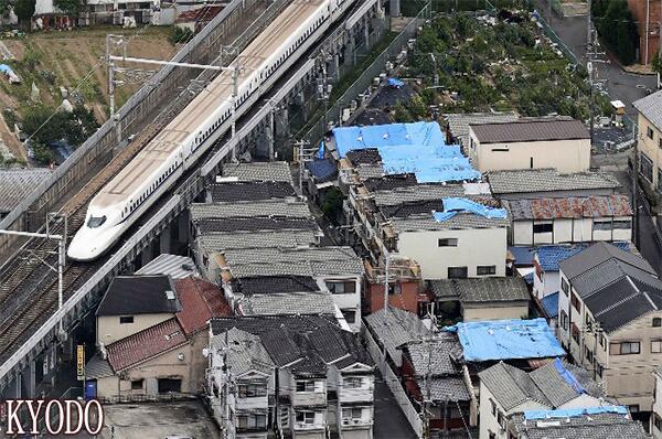 日本大阪地震或让日本损失上百亿元GDP
