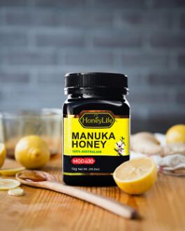 2018澳洲美味健康大奖-HONEYLIFE澳蜂宝麦卢卡蜂蜜