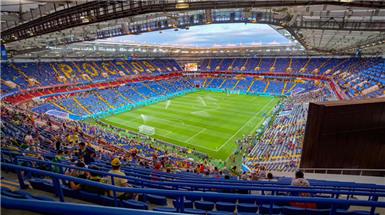 世界杯场馆欣赏:顿河之滨的罗斯托夫竞技场