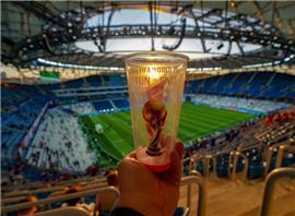 世界杯场馆巡礼:伏尔加格勒体育场