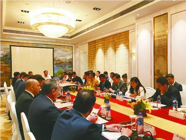 吉林省与俄滨海区将加强农业合作