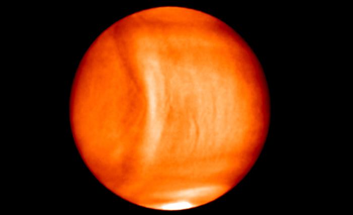 科学家模拟后发现:金星狂风让自转变得更快了