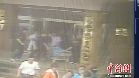 山西医院保安抢救心梗患者获赞 患者:感觉突然就活了