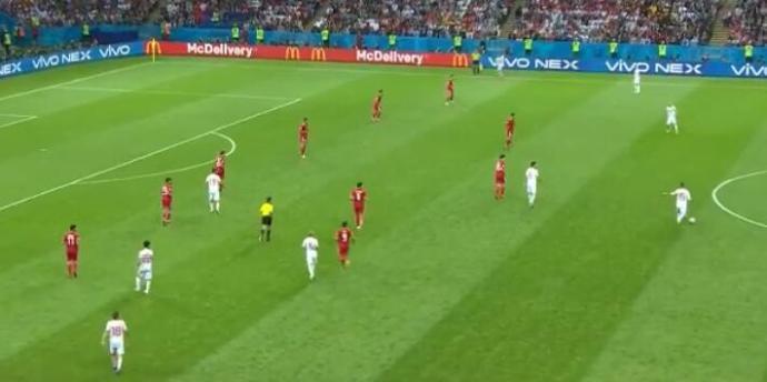 叹息之墙!伊朗摆10-0-0锁死西班牙 11人全在禁区