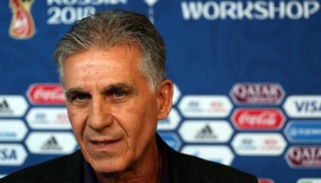 伊朗主帅怒怼卡瓦哈尔:说我们背叛足球精神?欧冠决赛你们干了啥