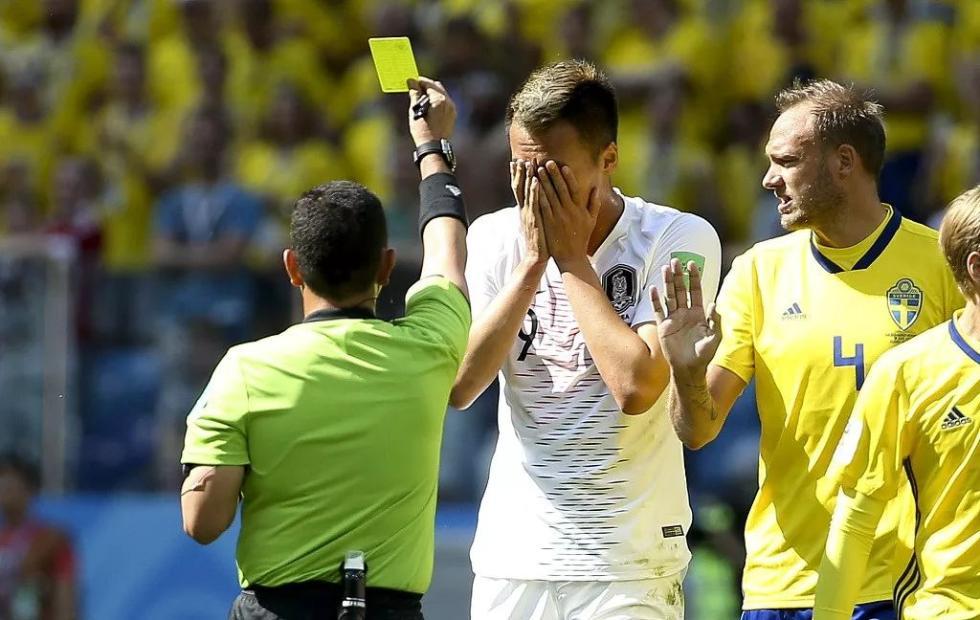 """韩国球迷""""攻陷青瓦台""""请愿:快查宜家!对瑞典宣战!"""