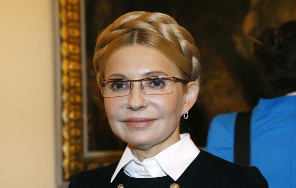 乌克兰前总理季莫申科宣布参加明年总统选举