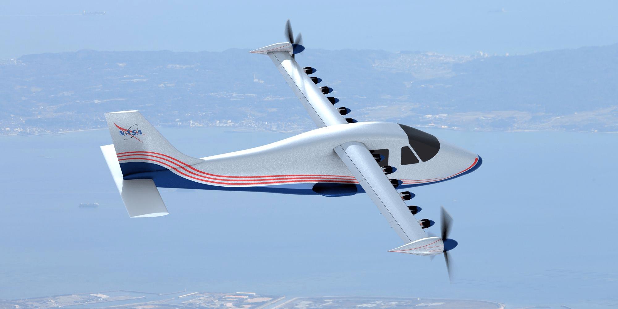 NASA电动飞机即将进行处女航 或颠覆传统航空业