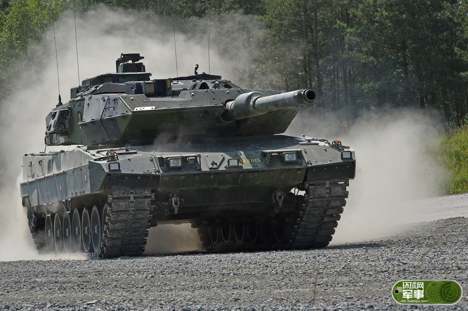 北约坦克大比拼 美军王牌部队为何差点垫底?