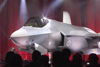 土耳其强硬了一回 美国如约交付两架F-35战机