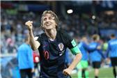 莫德里奇:3-0很完美 克罗地亚充满灵感