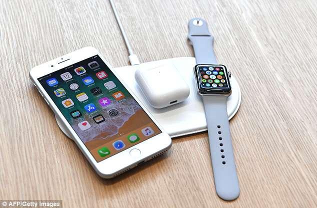 不再跳票了?苹果计划9月开始发售AirPower