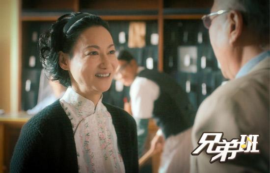 电影《兄弟班》曝光剧照  戏骨群聚保驾护航
