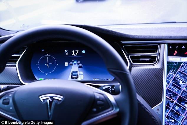 特斯拉更新手机端app:车主可远程限速
