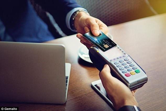 荷兰芯片制造商推指纹卡 望取代传统银行卡