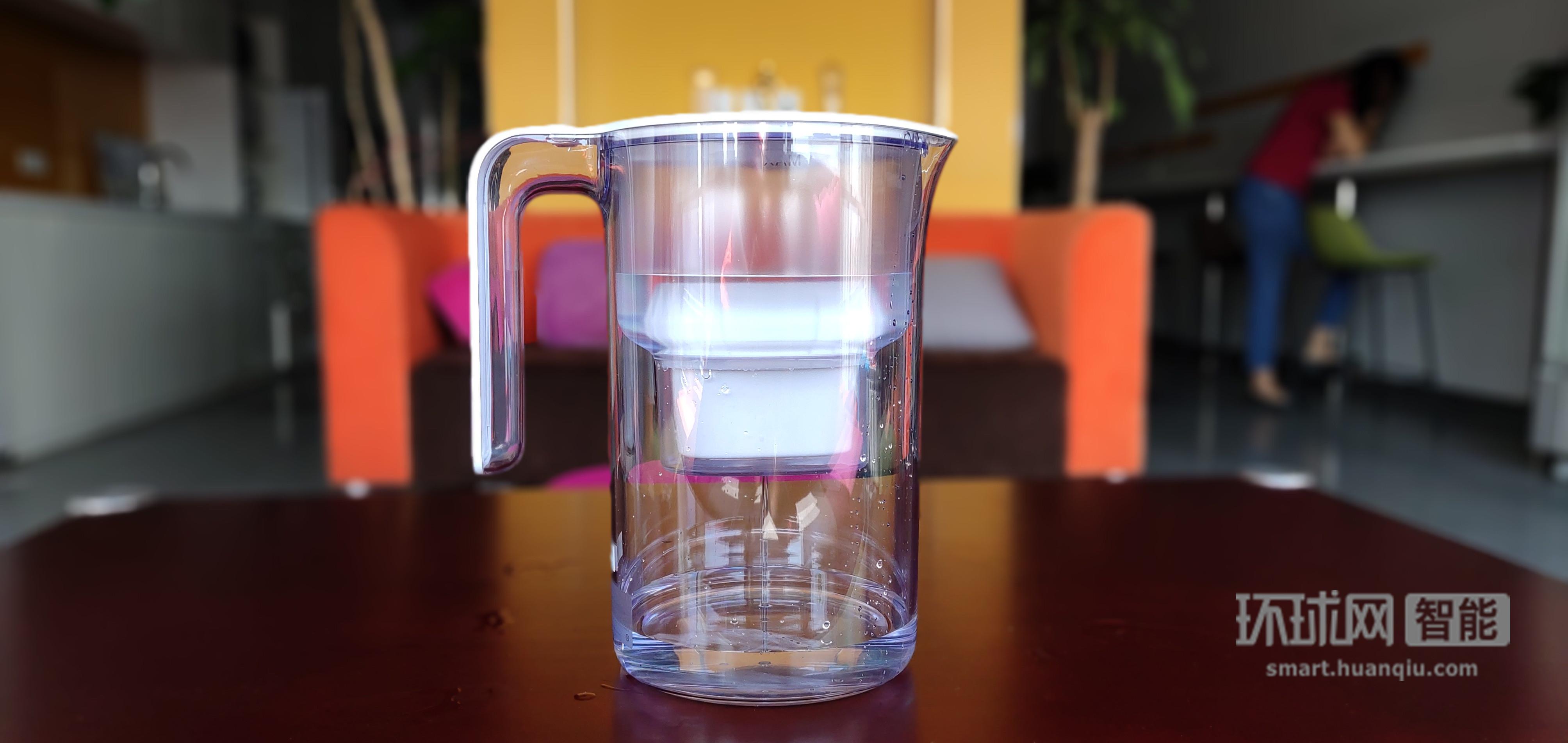 5分钟即可喝上净水 小米米家滤水壶带你过精致生活